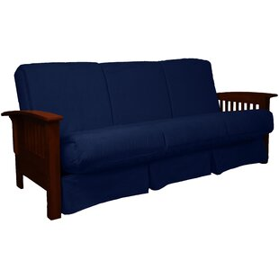 Grandview Futon and Mattress by Red Barre..