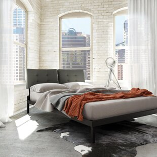 Maxton Upholstered Platform Bed by Latitude Run Amazing
