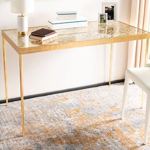 Grimes Glass Desk