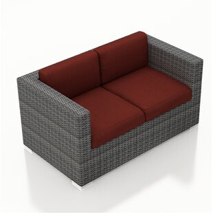 Harmonia Living District Loveseat with Cushions