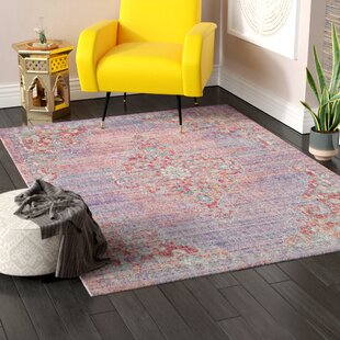 Shopping for Bangou Lavender/Fuchsia Area Rug By Mistana