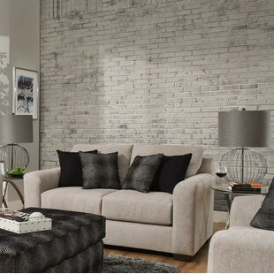 Best Price Davy Loveseat by Brayden Studio Reviews (2019) & Buyer's Guide