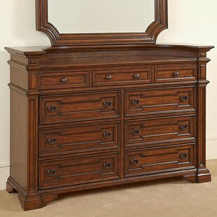 Pinehurst 9 Drawer Dresser