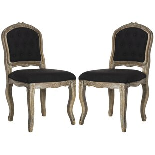 Tondreau Upholstered Dining Chair (Set of 2)