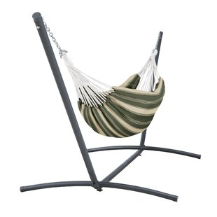 Brogan Fadesafe Brazilian Double Tree Hammock with Stand