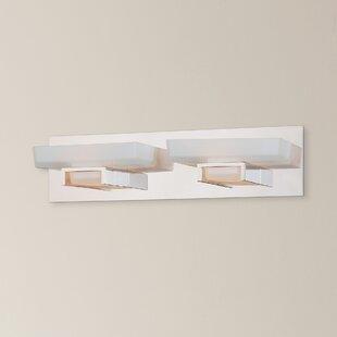 Willa Arlo Interiors Berry 2-Light Bath Bar