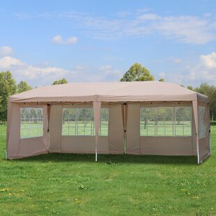 Scouley 6m X 3m Metal Pop Up Gazebo By Sol 72 Outdoor