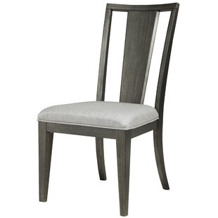 Diehl Solid Wood Dining Chair (Set Of 2) Purchase