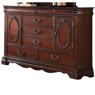 Weathersby 7 Drawer Combo Dresser by Astoria Grand