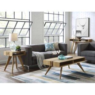 Greenington Azara 2 Piece Coffee Table Set