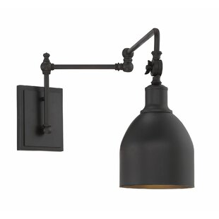 Objective Personality Simple Iron Sconce Vintage Creative Swing Arm Painted Wall Light Lamp For Stair Foyer Corridor Indoor Decor Fixture Lamps & Shades