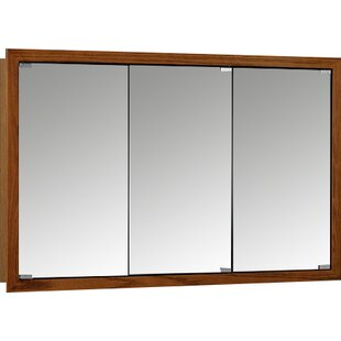 48 X 30 Surface Mount Framed Medicine Cabinet