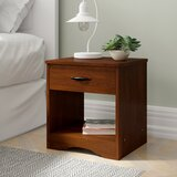 Ryker 1 Drawer Nightstand by Andover Mills™