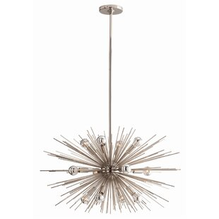 ARTERIORS Zanadoo 12-Light Sputnik Chandelier