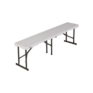 Metal Picnic Bench by Lifetime