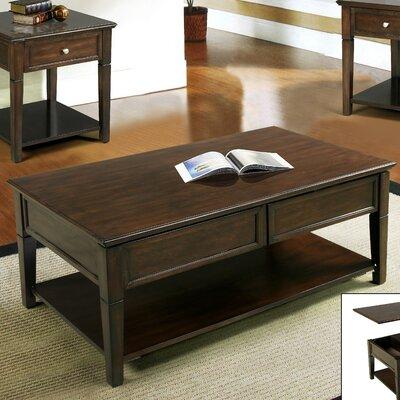 leesport lift top coffee table