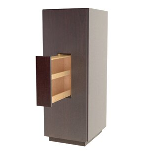 MDV Modular Cabinetry 18 W x 47.18 H Linen Tower by D'Vontz