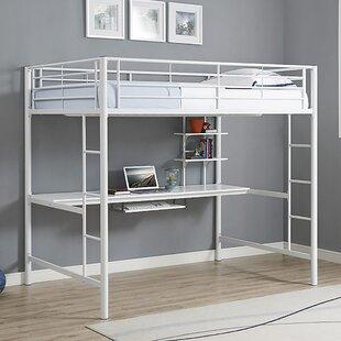 Maurice Full Loft Bed by V..