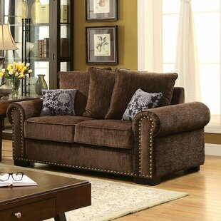 Shop Escamilla Trim Loveseat by Darby Home Co