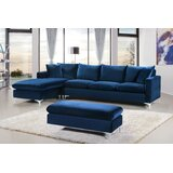 Boutwell 110 Reversible Sectional by Mercer41