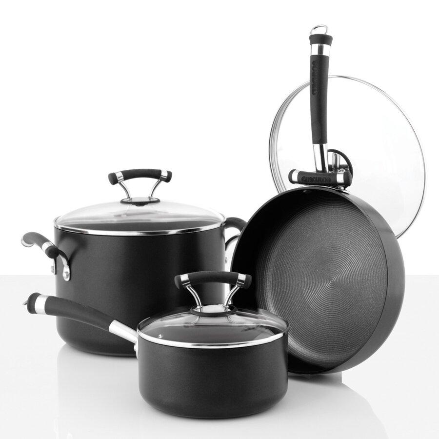 Circulon Contempo 10 Piece Cookware Set & Reviews | Wayfair