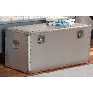 Steamer Trunk Desk Wayfair