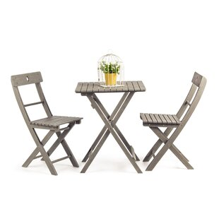 Lejeune Folding Garden Chair (Set Of 2) By Sol 72 Outdoor