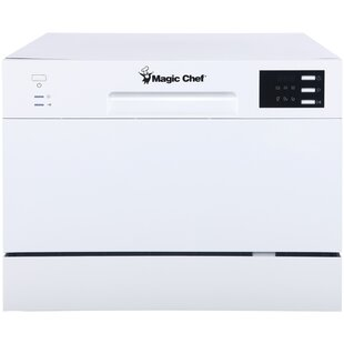 24 Countertop Dishwasher by Magic Chef