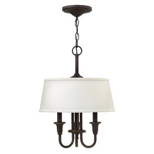 Hinkley Lighting Webster 3-Light Pendant