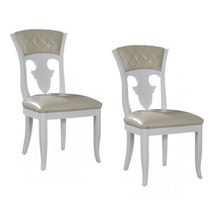 Andenne Dinning Chair (Set of 2) by House of Hampton SKU:DD207355 Order