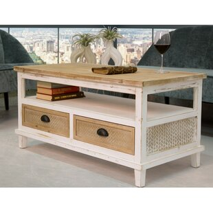 Shanley Coffee Table With Storage By Bloomsbury Market