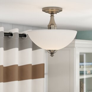 Rockford 3-Light Semi Flush Mo..
