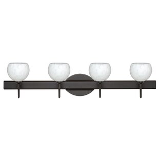 Palla 4-Light Vanity Light by Besa Lighting