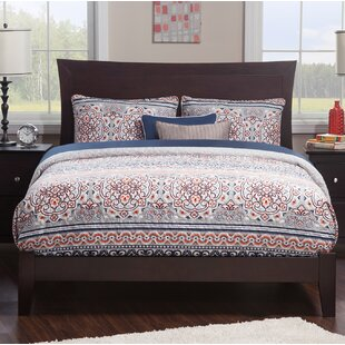 Yaeger Queen Panel Bed