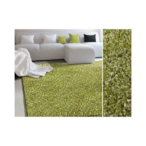 Erath Tufted Green Rug Ebern Designs Rug Size: Runner 300 x