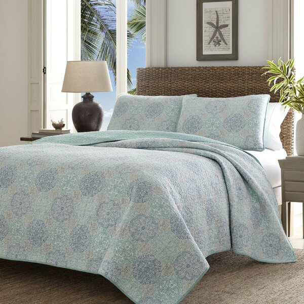 Tommy Bahama Bedding Wharton Landing Quilt Set by Tommy Bahama ...