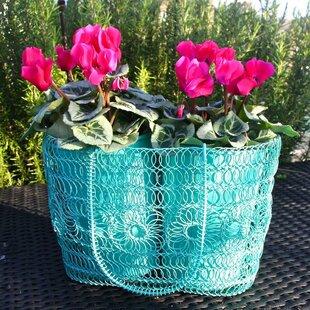 Grim Plastic Hanging Basket By Sol 72 Outdoor