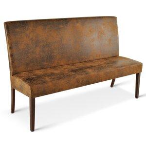 Gepolsterte Sitzbank Sitka von SAM Stil Art Möbel GmbH