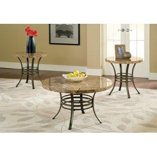 Sana 3 Piece Coffee Table Set