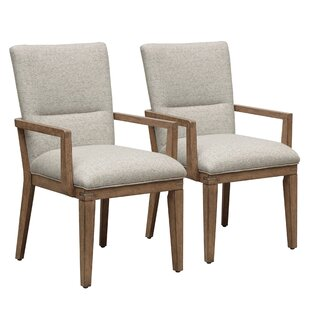 Marshburn Upholstered Dining Chair (Set of 2)