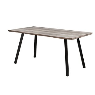 Javen Live Edge Dining Table