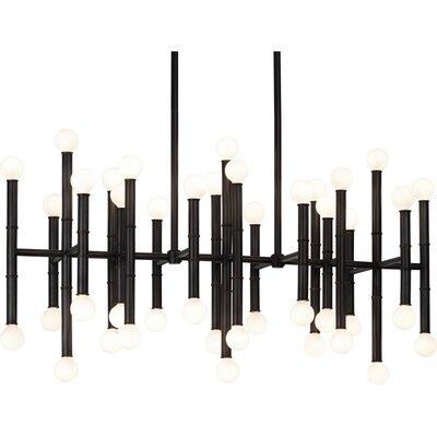 Light Sputnik Modern Linear Chandelier