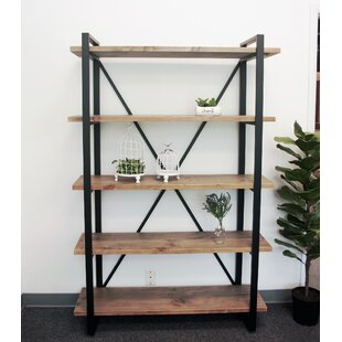 Padron Style 5-Tier Shelf Etagere Bookcase by Gracie Oaks Spacial Price
