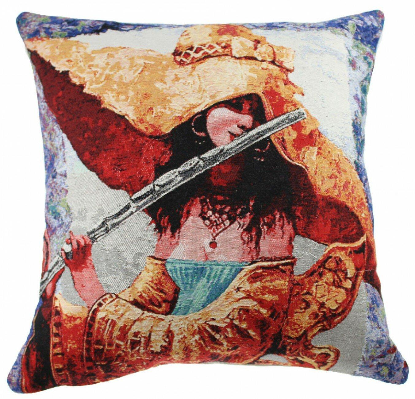 Astoria Grand Decorative Cotton Throw Pillow Cover Wayfair