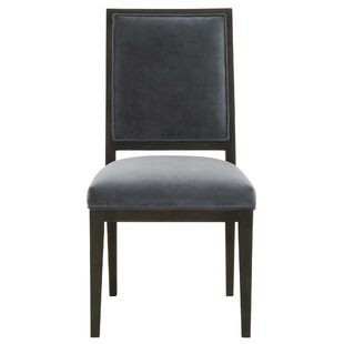 Belton Upholstered Dining Chair (Set of 2) Gracie Oaks