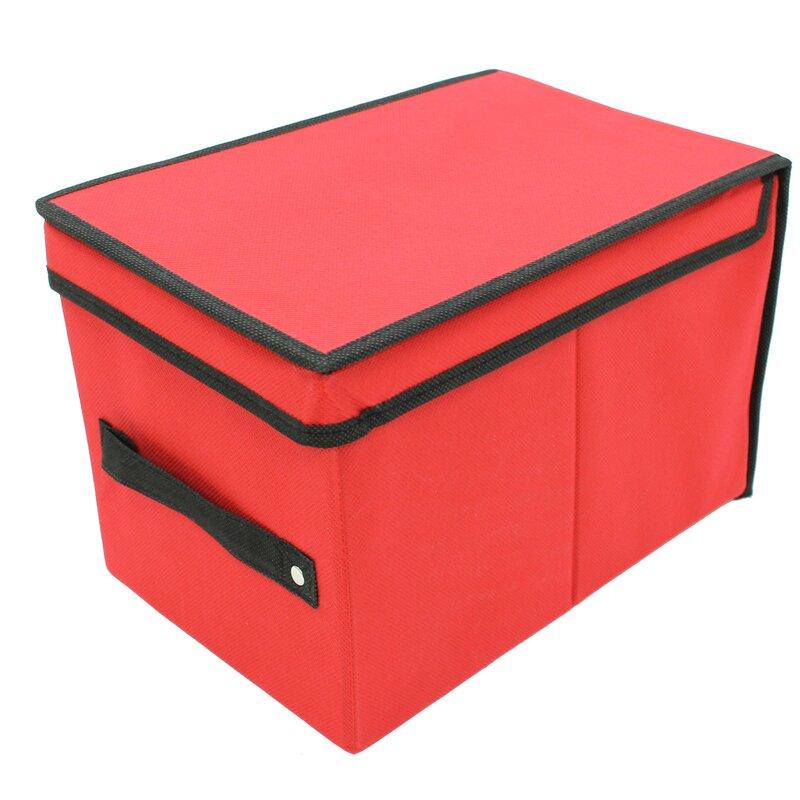 Winston Porter Lidded Plastic Box Wayfair Ca