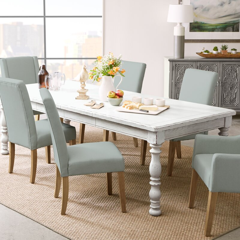 Canterbury Extendable Dining Table