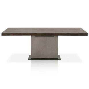 Alphonse Dining Table by 17 Stories
