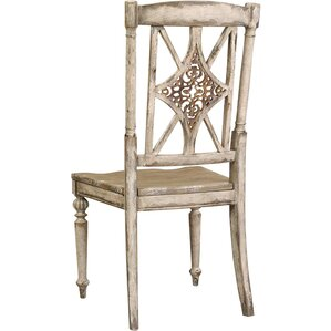 Chatelet Solid Wood Dining Chair (Set of 2) by Hooker Furniture