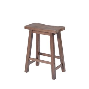 Ellert 24 Counter Height Bar Stool Millwood Pines